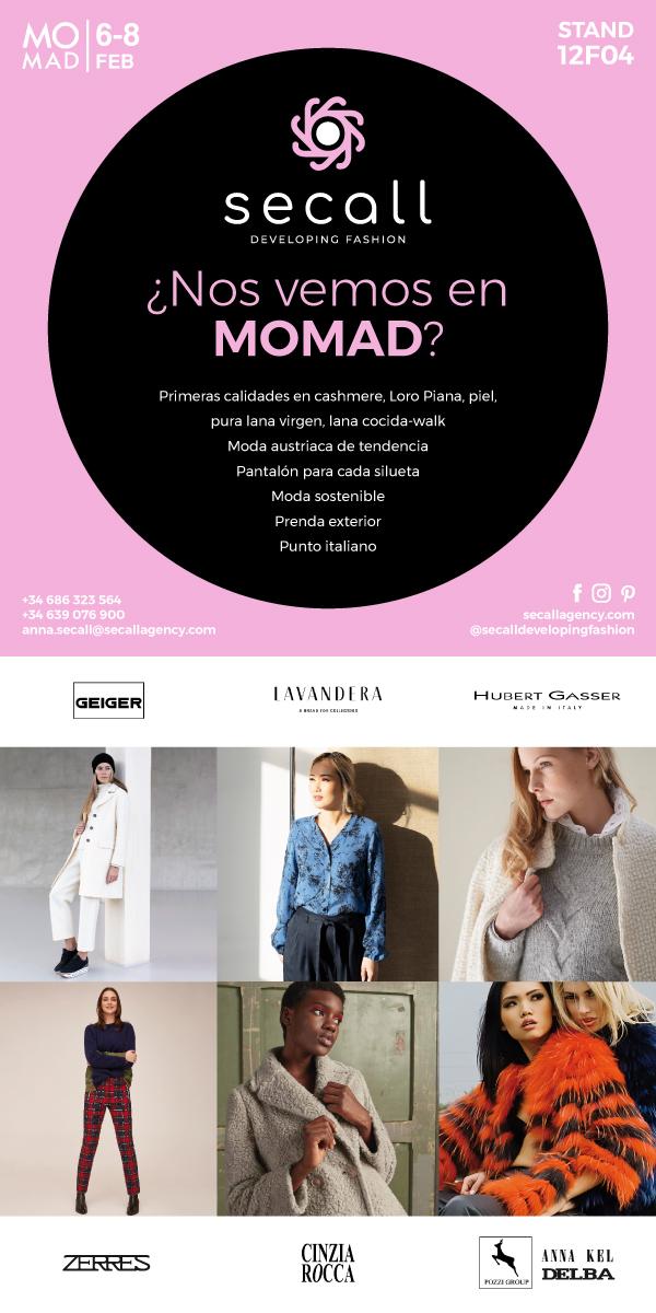 MOMAD: 6-8 de febrero 2020