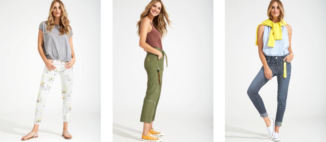 Zerres pantalones mujer verano 2020
