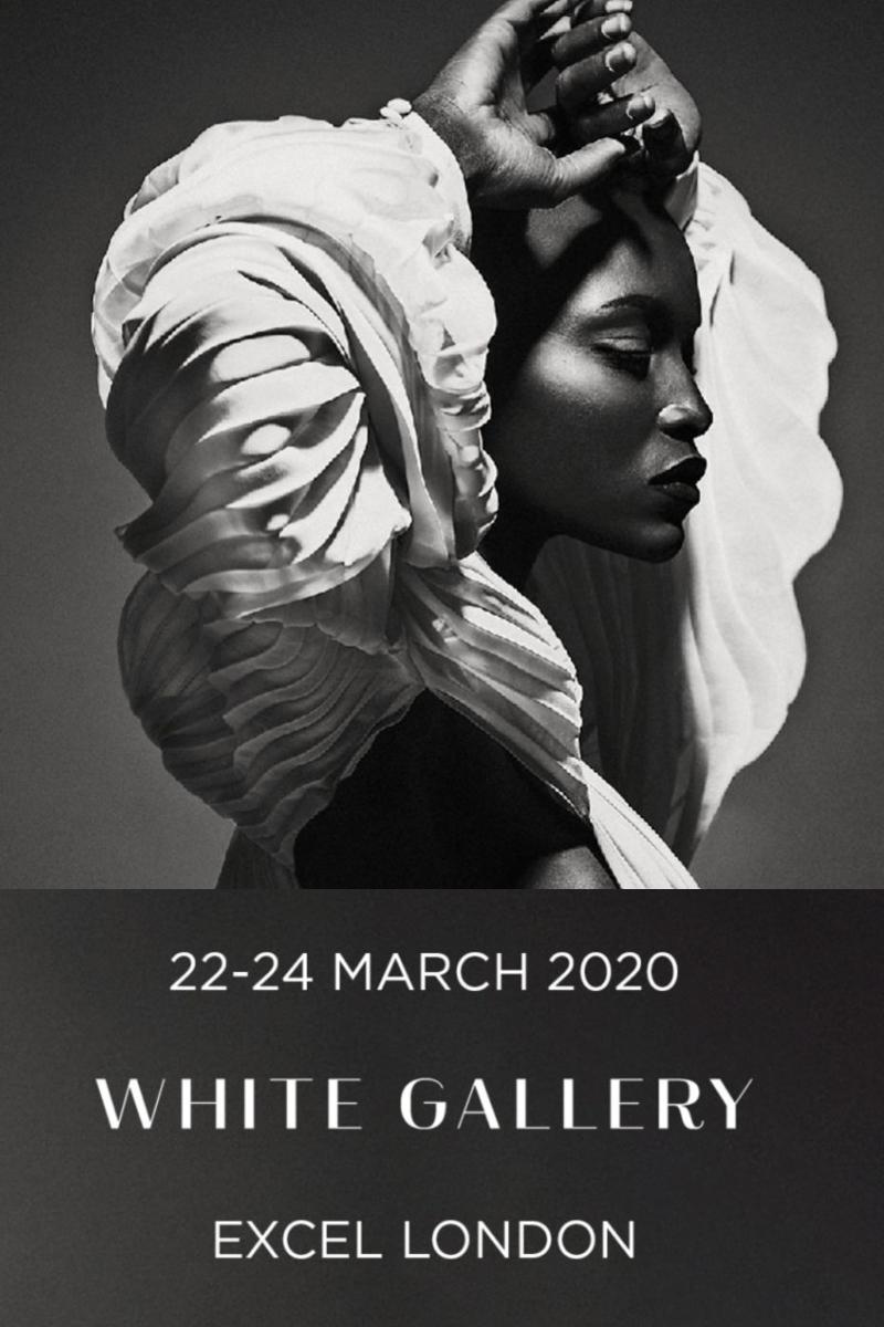 White Gallery London: 22-24 de marzo 2020