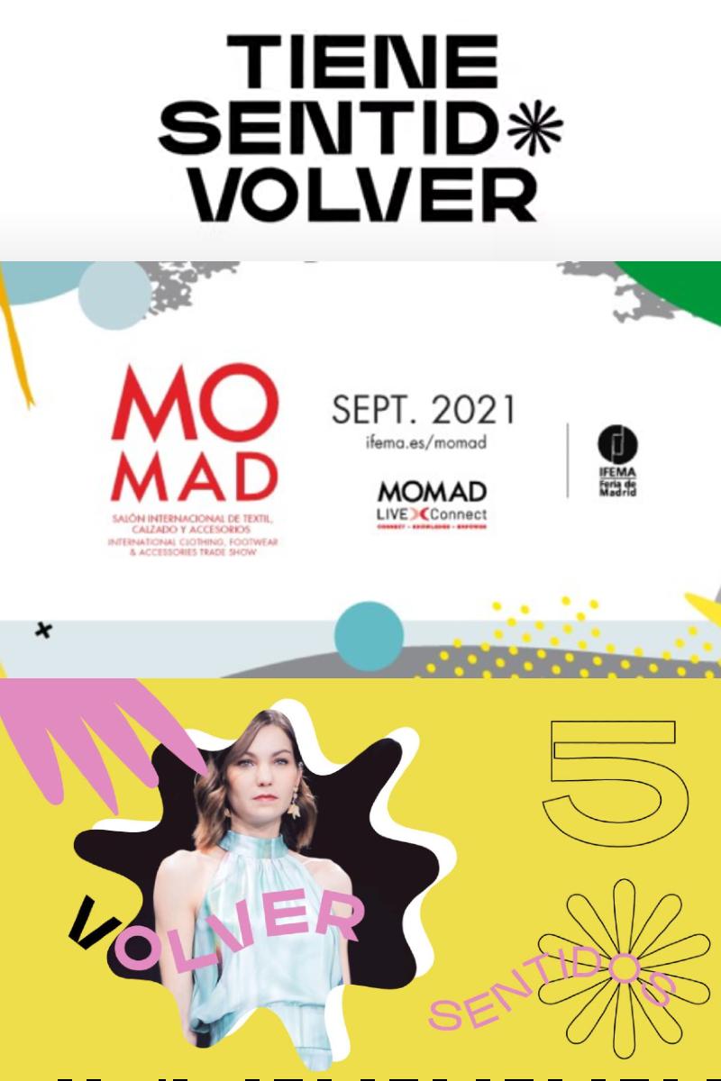 Estamos de vuelta en MOMAD – Septiembre 2021